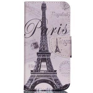 Motive pouzdro na mobil Acer Liquid Jade Z - Eiffelova věž - 1