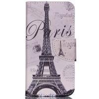 Motive pouzdro na mobil Acer Liquid Jade Z - Eiffelova věž - 1/6