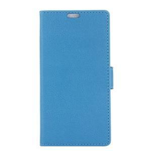 Gregory peněženkové pouzdro na Acer Liquid Z520 - modré - 1