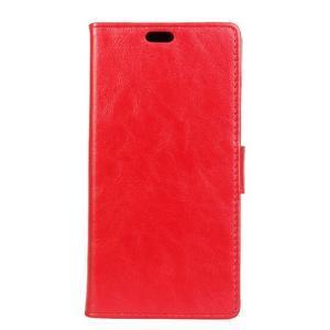 Puzdro na mobil Acer Liquid Z530 - červené - 1