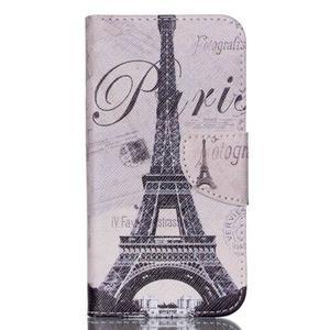 Luxy peňaženkové puzdro pre Acer Liquid Z530 - Eiffelova veža - 1