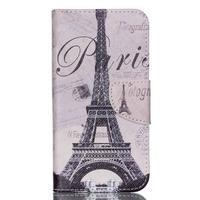 Luxy peňaženkové puzdro pre Acer Liquid Z530 - Eiffelova veža - 1/6