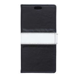 Lines puzdro pre mobil Acer Liquid Z630 - čierné - 1