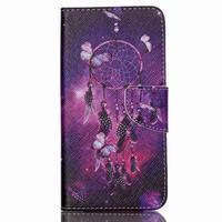 Peňaženkové puzdro pre mobil Acer Liquid Z630 - lapač snov - 1/6