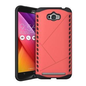 Odolný kryt na mobil Asus Zenfone Max - červený - 1