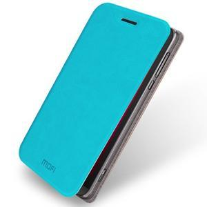 Moof klopové pouzdro na mobil Asus Zenfone Zoom - modrý - 1