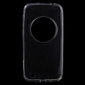 Ultratenký slim obal na mobil Asus Zenfone Zoom - transparentní - 1
