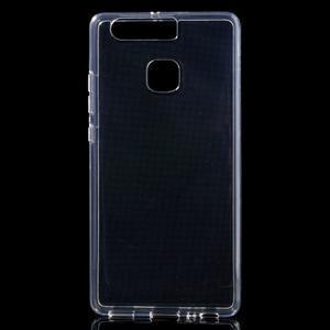 Transparentné gélový obal pre mobil Huawei P9 - 1