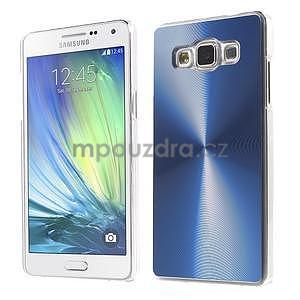 Modrý metalický kryt pre Samsung Galaxy A5 - 1