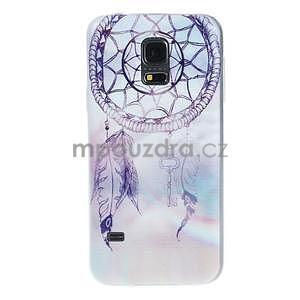 Ultra tenký gélový obal Samsung Galaxy S5 mini - snívanie - 1