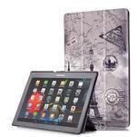 Polohovatelné puzdro pre tablet Lenovo Tab 2 A10-70 - Eiffelova veža - 1/6