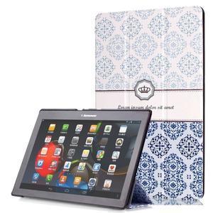 Polohovatelné puzdro pre tablet Lenovo Tab 2 A10-70 - lorem ipsum - 1