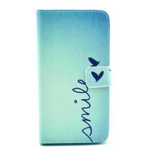 Obrázkové puzdro pre mobil LG G3 - smile - 1