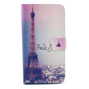Obrázkové puzdro pre mobil LG G3 - Eiffelova veža - 1