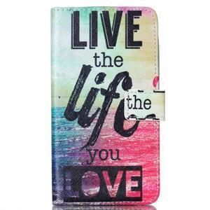 Motive puzdro pre mobil LG G3 - love - 1