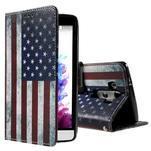 Motive koženkové pouzdro na LG G3 - US vlajka - 1/6