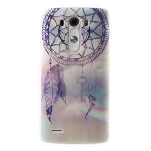 Silks gélový obal pre mobil LG G3 - dream - 1
