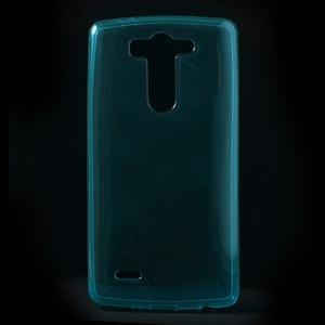 Modrý ochranný gélový kryt LG G3 s - 1