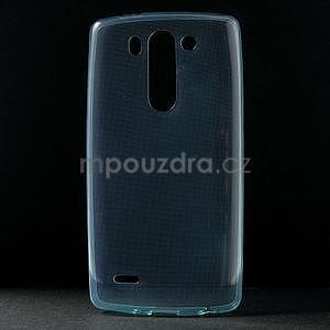 Ultra tenký slimový obal LG G3 s - světle modrý - 1