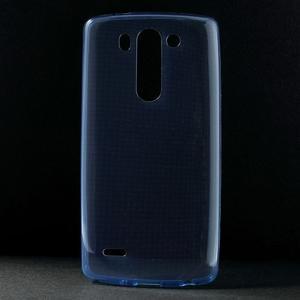 Ultra tenký slimový obal LG G3 s - modrý - 1