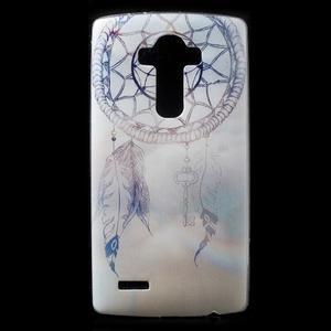 Softy gelový obal na mobil LG G4 - lapač snů - 1
