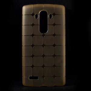Square gelový obal na LG G4 - champagne - 1