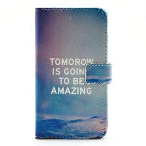 puzdro pre mobil LG G5 - tomorow - 1