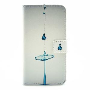 puzdro pre mobil LG G5 - kapka - 1