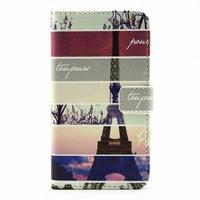 Puzdro na mobil LG G5 - Eiffelova věž - 1/7
