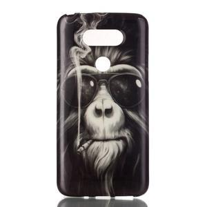Gélový obal pre mobil LG G5 - gorila - 1