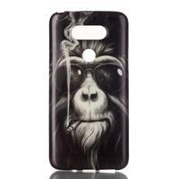Gélový obal pre mobil LG G5 - gorila - 1/3