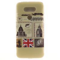 Softy gelový obal na mobil LG G5 - UK Big Ben - 1/5