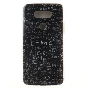 Softy gélový obal pre mobil LG G5 - vzorčeky - 1