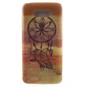 Softy gelový obal na mobil LG G5 - lapač snů - 1