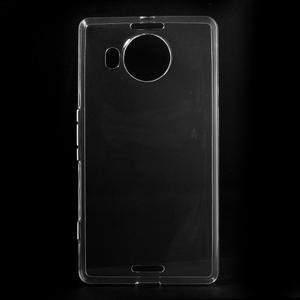Transparentný gélový obal pre Microsoft Lumia 950 XL - 1