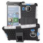Odolný outdoor obal na mobil Microsoft Lumia 950 XL - bílý - 1/2
