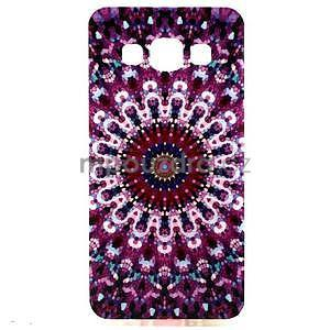 Gélový obal na Samsung Galaxy A3 - kaleidoskop - 1