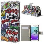 Štýlové puzdro pre mobil Samsung Galaxy A5 (2016) - boom - 1/7