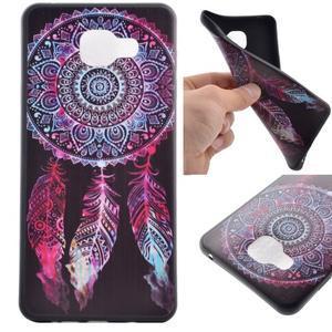 Gélový obal pre mobil Samsung Galaxy A5 (2016) - lapač snov - 1