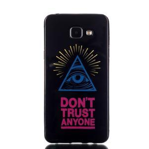 Luxy gélový obal pro Samsung Galaxy A5 (2016) - oko - 1