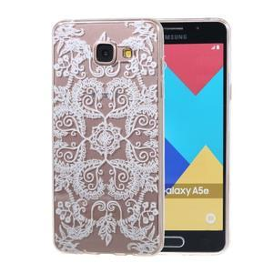 Silk Gélový obal pre mobil Samsung Galaxy A5 (2016) - vzor III - 1