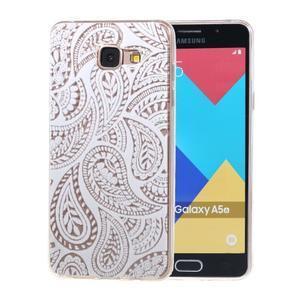 Silk Gélový obal pre mobil Samsung Galaxy A5 (2016) - vzor IV - 1