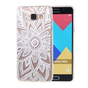 Silk Gélový obal pre mobil Samsung Galaxy A5 (2016) - vzor VI - 1