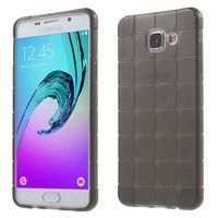 Cube gélový kryt pre Samsung Galaxy A5 (2016) - šedý - 1/7