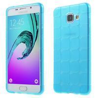 Cube gélový kryt pre Samsung Galaxy A5 (2016) - modrý - 1/7