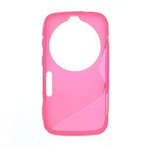 Rose s-line gélový kryt pre Samsung Galaxy K Zoom C115 - 1