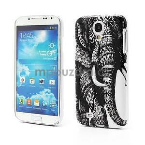 Plastové poudro na Samsung Galaxy S4 - thajský slon - 1