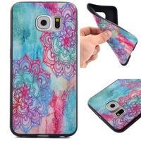 Jells gelový obal na Samsung Galaxy S7 - mandala - 1/6