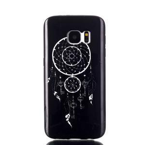 Sally gélový obal pre Samsung Galaxy S7 - dream - 1