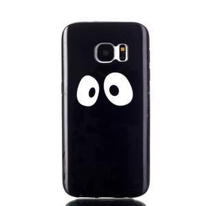 Sally gélový obal pre Samsung Galaxy S7 - kukuč - 1